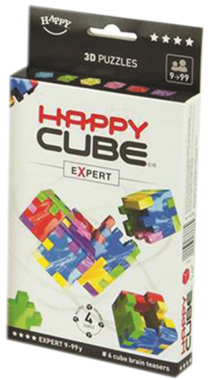 Happy Cube Expert 6-pack cardboardbox