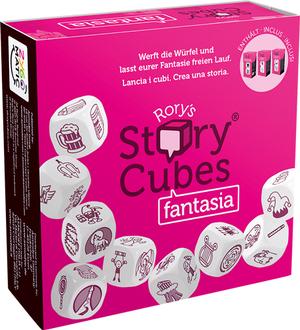 REPOS Story Cubes - Fantasia (mult) ASMRSC28ML2
