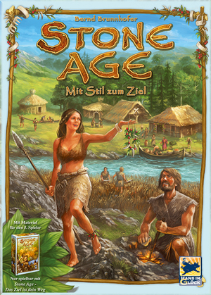 Hans im Glück Stone Age - Mit Stil zum Ziel (Erweiterung) (d) HIGD1009