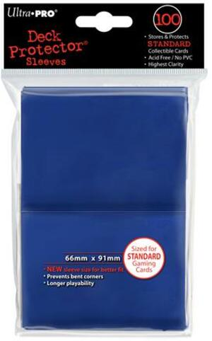 Ultra PRO Blue Deck Protector Standard (100) NEW SIZE 2182692