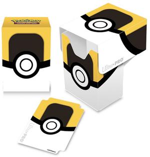 Ultra PRO Pokémon - Ultra Ball Full-View Deck Box E85457
