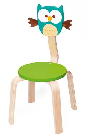 Scratch Stuhl Eule Lou 6182324