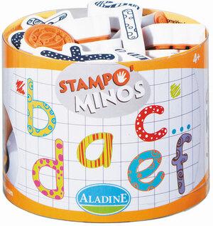 AladinE Stampo Minos Alphabet Kleinbuchstaben 85119