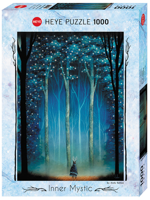 HEYE Forest Cathedral Standard 1000 Teile