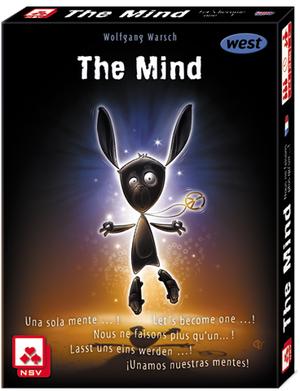 Nürnberger-Spielkarten-Verlag The Mind (mult) 4071
