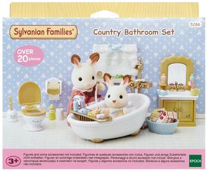 Sylvanian Families Country Bathroom Set 5286A2