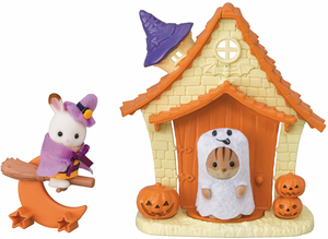 Sylvanian Families Halloween Playhouse 5389A2