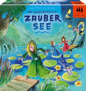 Schmidt Spiele Der geheimnisvolle Zaubersee (mult) 40882A1