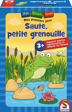 Schmidt Spiele Saute petite grenouille (f) 88183