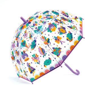 DJECO Regenschirm Regenbogen 70 x 68 cm DD04705