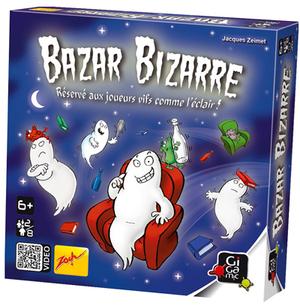 Gigamic Bazar Bizarre (f) ZOBAZ