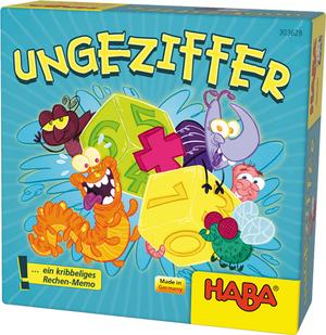 HABA Ungeziffer 303628