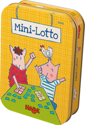 HABA Mini-Lotto 303702