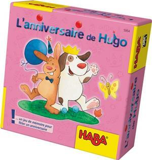 HABA L'anniversaire de Hugo SV 5954A1
