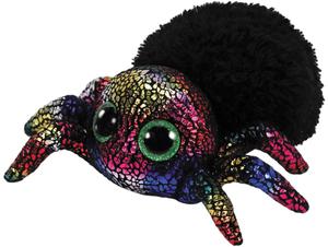 TY Leggz,Spinne schwarz 15cm
