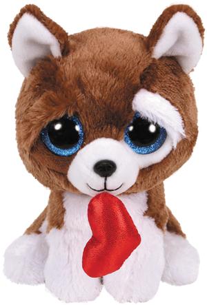 TY Smootches,Hund mit Herz 15cm SV 7136662