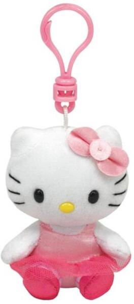 TY Hello Kitty Clip - Ballerina, 8.5cm SV 8607140956