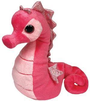 TY Majestic,Seepferdchen pink 15cm SALE 42072