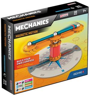 Geomag Mechanics Magnetic motion 35 pcs 770