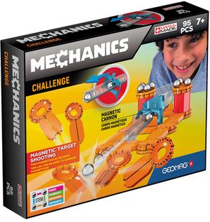 Geomag Mechanics Challenge 95 pcs 771A1