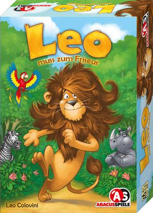 ABACUSSPIELE Leo muss zum Friseur 4161