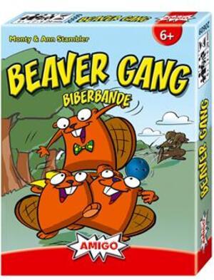 AMIGO Beaver Gang (Biberbande) (mult.) 110609