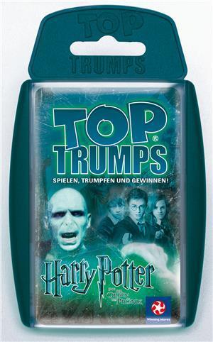 Top Trumps - Harry Potter und der Orden des Phönix (d) 326054