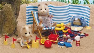 Sylvanian Families Day at the Seaside 2238