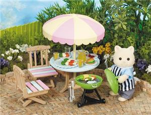 Sylvanian Families Garden Barbecue Set 2239A1