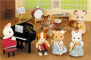Sylvanian Families School Music Lesson SV 382688