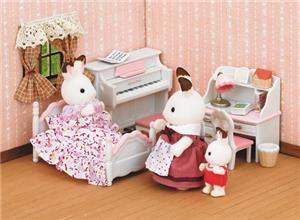 Sylvanian Families Girl's Room Set 382953