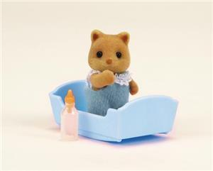 Sylvanian Families Fox Baby SALE 3421A1