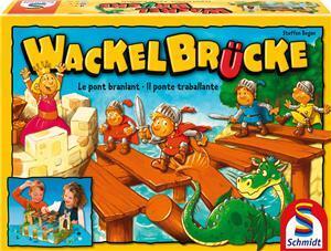 Schmidt Spiele Wackelbrücke (mult.) 40437