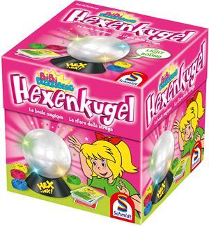 Schmidt Spiele Bibi Blocksberg, Hexenkugel (mult.) 4040458
