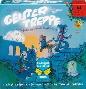 Drei Magier Spiele Geistertreppe (mult) 4040811