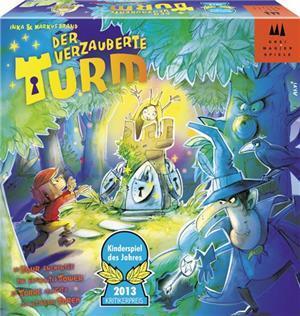 Drei Magier Spiele Der verzauberte Turm (mult.) 40867