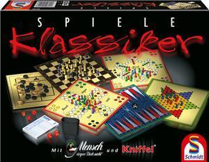 Schmidt Spiele Klassiker Spielesammlung (d) 4049120