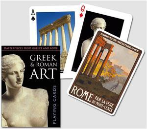 Piatnik Greek and Roman Arts, Poker, SALE 6815311