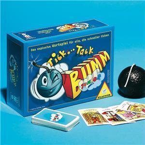 Piatnik Tick Tack Bumm - Junior (d) Piatnik;6474