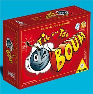 Piatnik Tic Tac Boum (Tick Tack Bumm) (f) Piatnik;7522