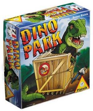 Piatnik Dino Park (mult) 60819