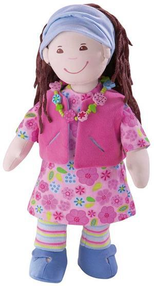 HABA Puppenmädchen Paola ca. 38cm SV 703702