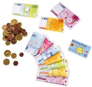 HABA Biofino Spielgeld ** 3815
