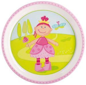 HABA Melamin-Teller Prinzessin Rosina ** 704016