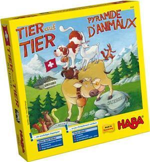 HABA Tier auf Tier Suisse 704147