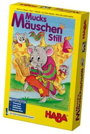 HABA Mucksmäuschenstill 704644