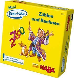 HABA Mini-Ratz Fatz Zählen und Rechnen (d) 4893