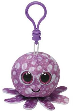 TY TY Legs,Octopus pink/violett 8.5cm SV 33002