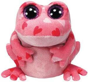 TY Smitten - Frosch pink, 15cm