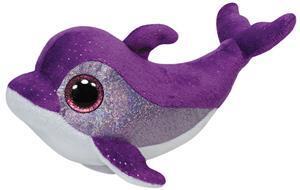 TY Flips,Delfin violett 15cm SV 36712